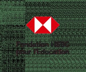Logo Fondation HSBC pour l'Éducation