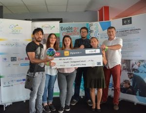 1er prix Fondation Akuo Drome Ardeche