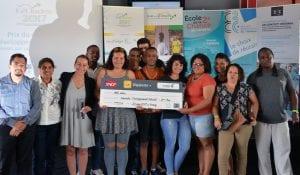 2e prix Akuo à l'E2C de la Réunion
