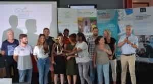 2e prix RSC 2017 remis à l'E2C Estuaire de la Loire