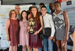 3e prix des E2ciades remis à l' E2C Paris