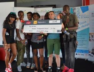 3e prix Fondation Akuo E2C Val de Marne
