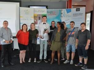 E2ciades 2017 : Prix Champagne-Ardenne à l'E2C Lorraine