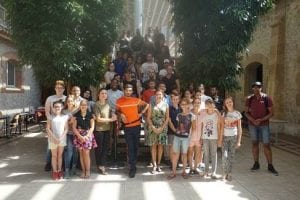 Anniversaire 10 ans AMU- E2C Marseille