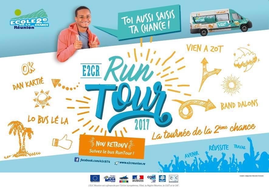 E2CR Run tour 2017