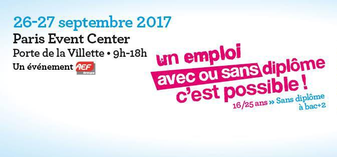 Le r seau e2c france au salon jeunes d 39 avenirs 2017 - Salon paris septembre 2017 ...