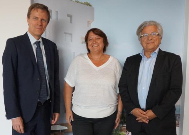 L'E2C Marseille, la FBTP 13 et le GEIQ BTP 13 s'engagent pour l'emploi des jeunes dans les métiers du BTP