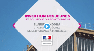 A l'Ecole de la 2e Chance _ Elarif et Marie-Chantal témoignent -Ministère du Travail