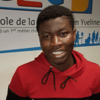 Soulaimane, stagiaire à l'E2C en Yvelines