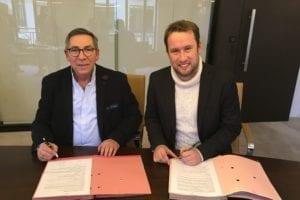 Signature partenariat Réseau E2C France et EPA