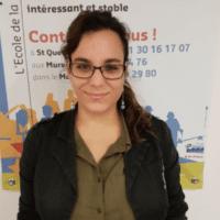 Stéphanie-Ecole de la 2e Chance en Yvelines