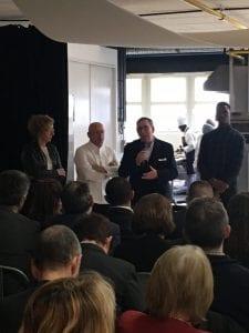 """Intervention d'Alexandre SCHAJER lors de la remise du rapport """"Donnons nous les moyens de l'inclusion"""""""