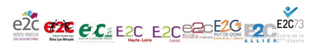 E2C Auvergne Rhône Alpes au Mondial des métiers 2018