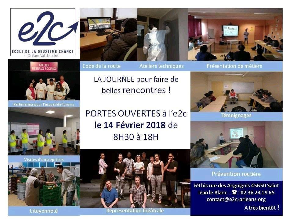 JPO E2C Orléans