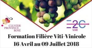 Formation Filière Viti Vinicole E2C var