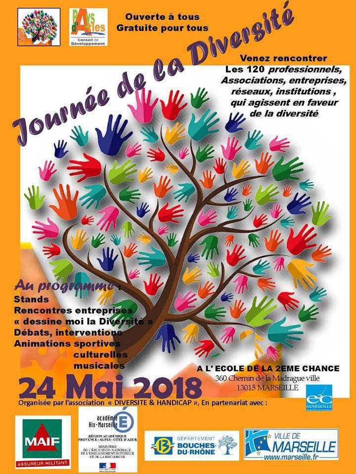 Journée de la diversité à l'E2C Marseille