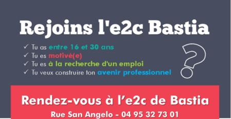 JPO E2C Bastia Juin 2018