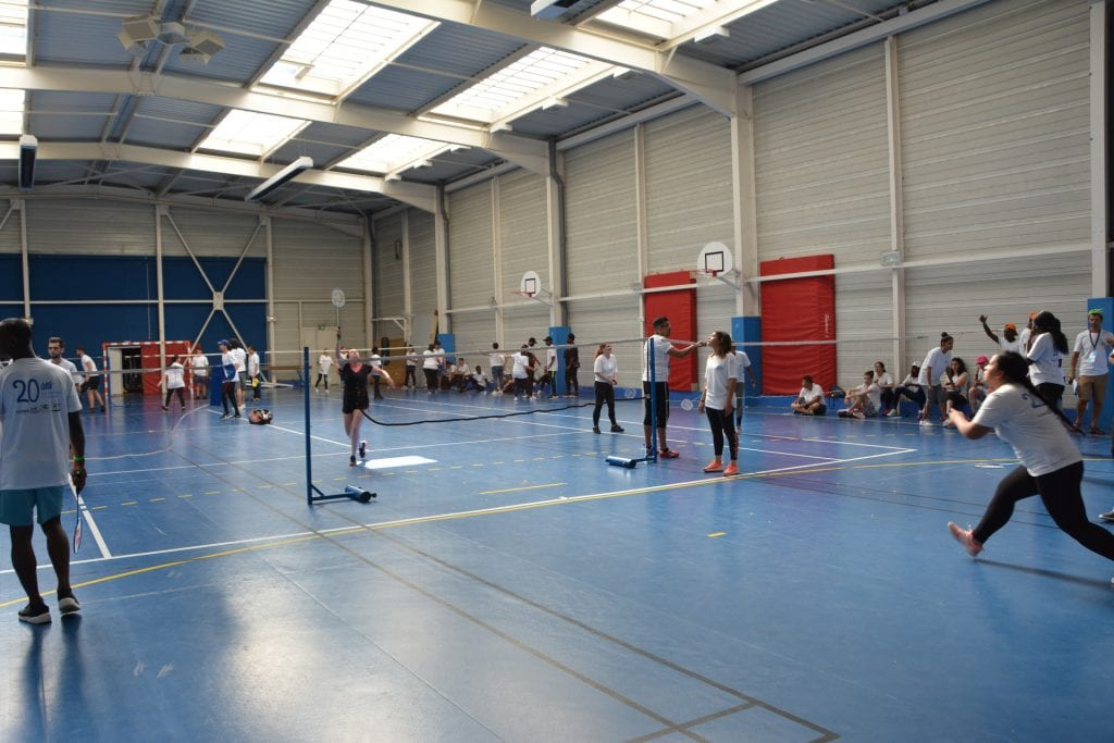 Rencontres nationales sportives et culturelles des E2C