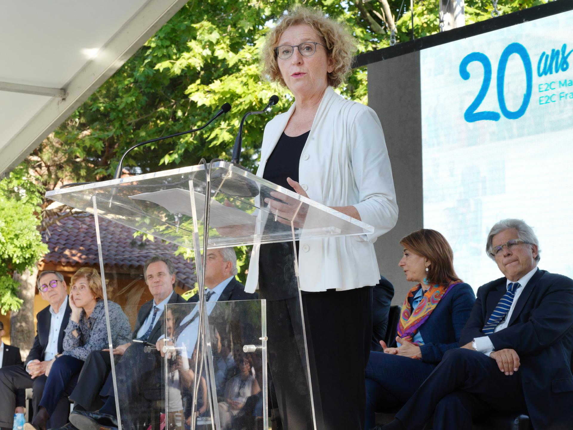 Discours de M.Penicaud pour les 20 ans du dispositif E2C France