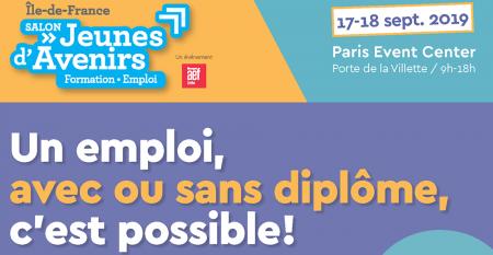 Salon Jeunes d'Avenir 2019