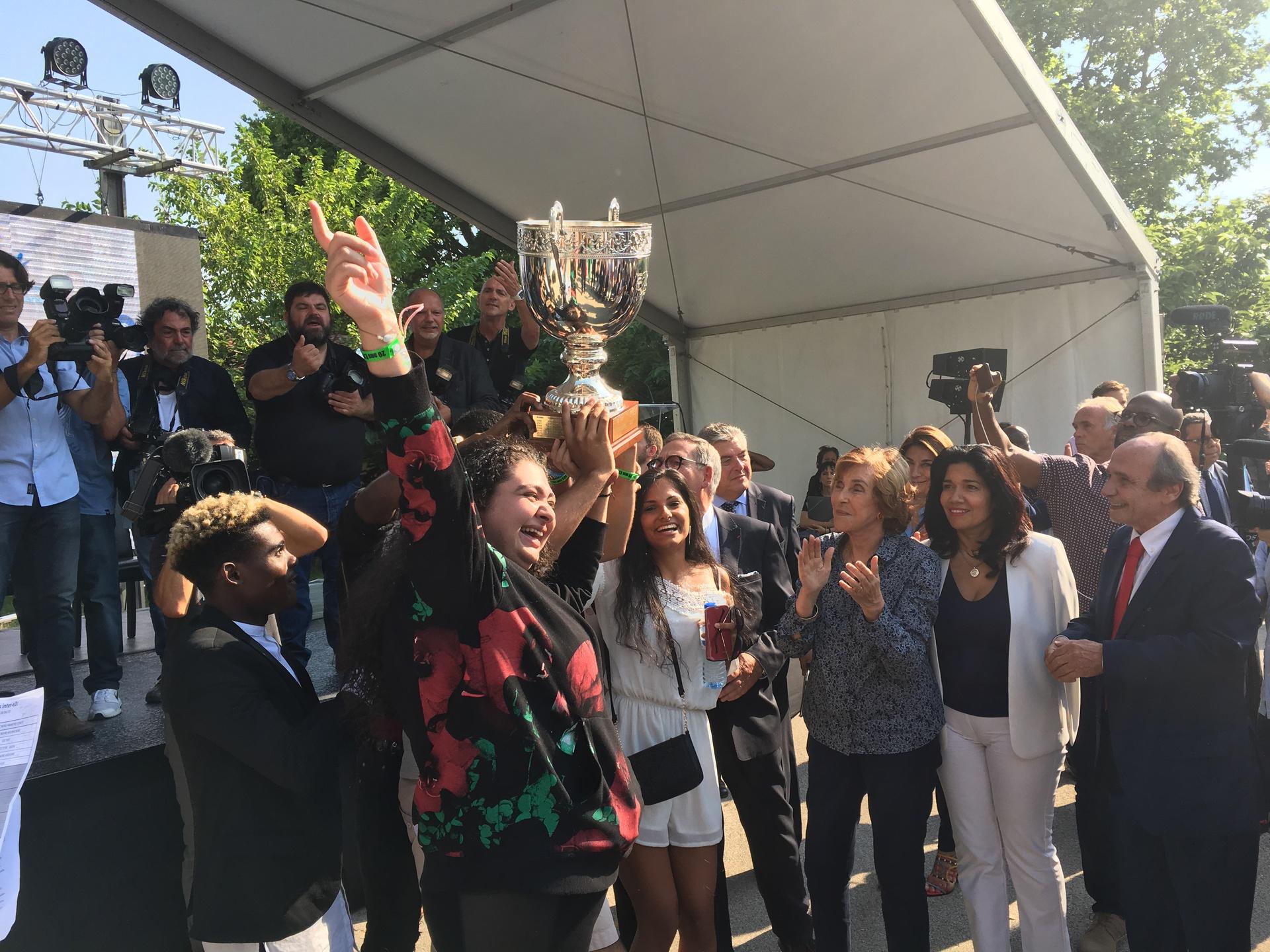Les jeunes de l'E2C Marseille, lauréats des rencontres inter-E2C