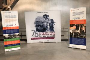 Camp des milles 2018 Denis Bouchard