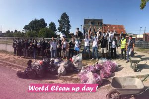 E2C Grand Lille – World Clean up Day