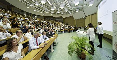 Université, Lancement de la fondation Fond'Ker