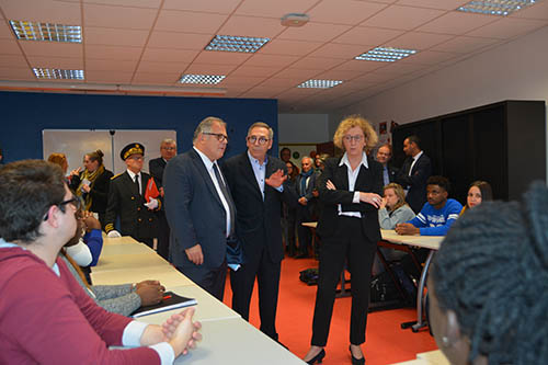 M.Penicaud + JM Marx + A.Schajer + stagiaires E2C
