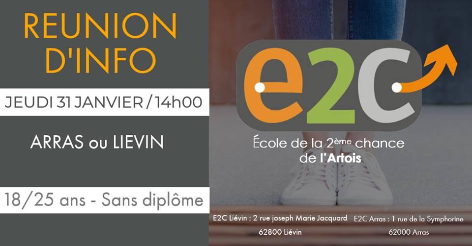 Reunion d'information E2C Artois