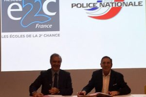 Signature Partenariat Police nationale
