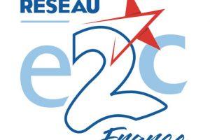 Logo Reseau E2C France 2019