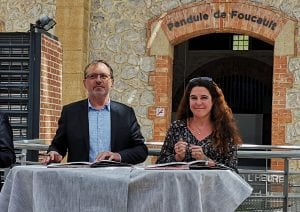 Partenariat E2C Marseille et FAFTT