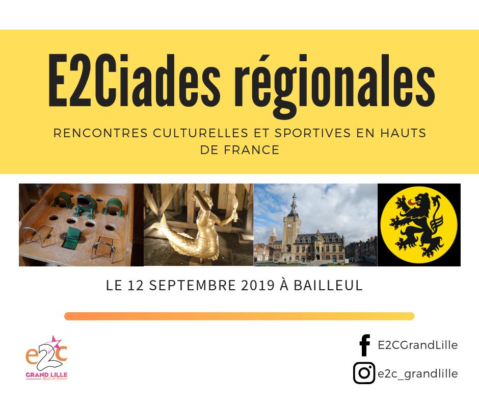E2Ciades régionales des Hauts de France