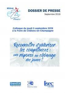 DP Colloque APC 2019