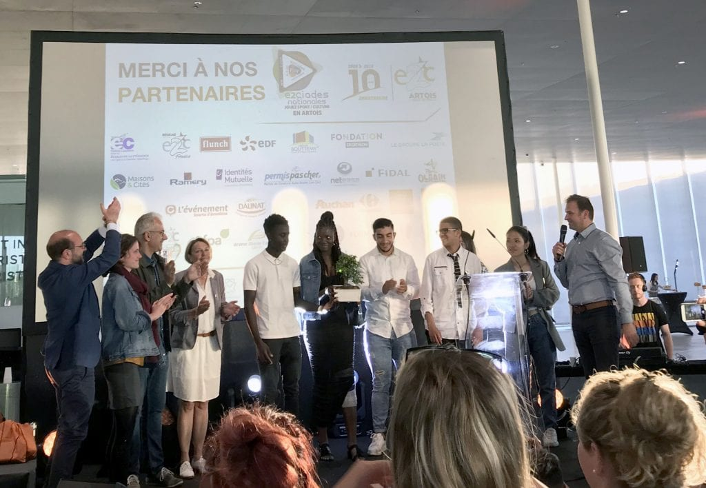E2C Val de Marne - prix de la coopération E2Ciades 2019