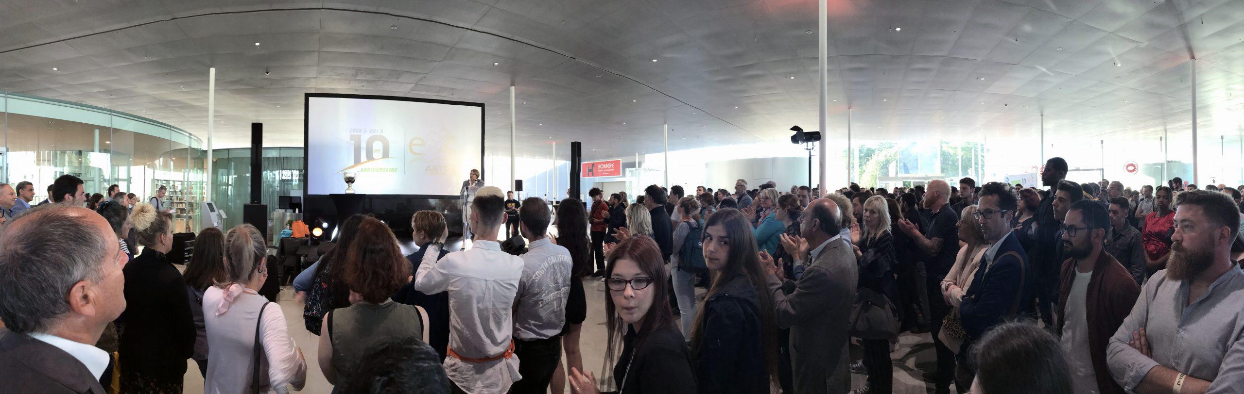 Clôture des E2Ciades 2019 au Louvre Lens