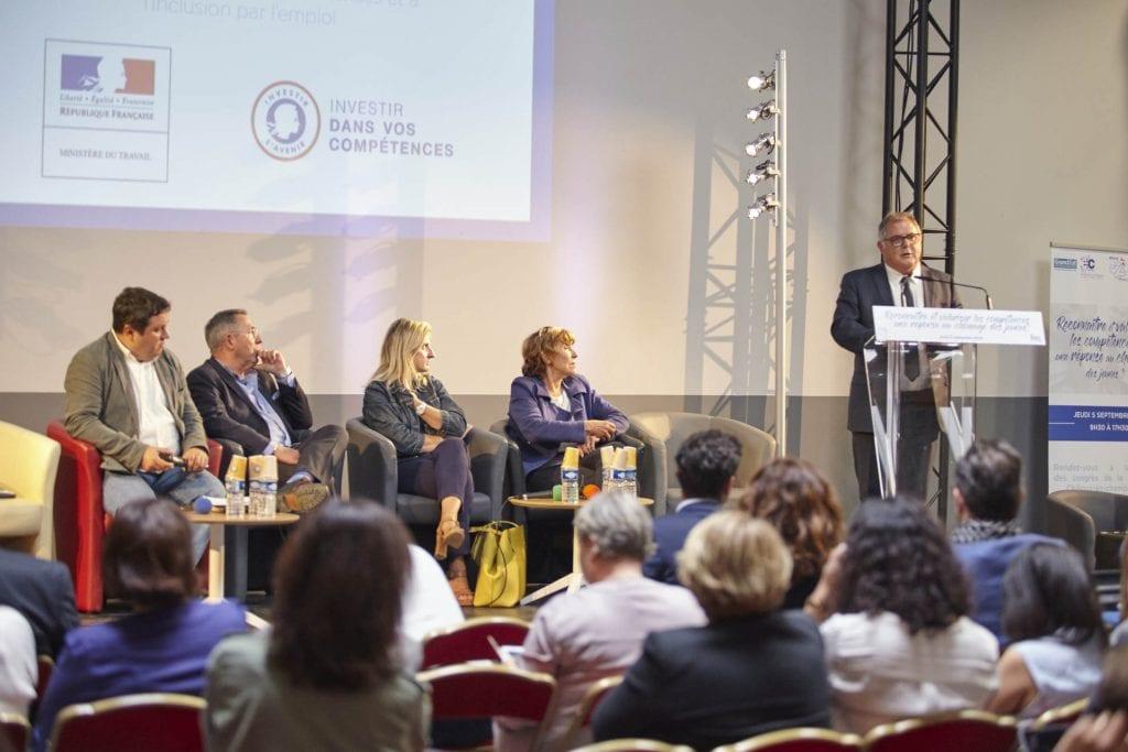Jean-Marie MARX, Haut-commissaire aux compétences et à l'inclusion par l'emploi