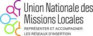 Logo Union Nationale des Missions Locales (UNML)