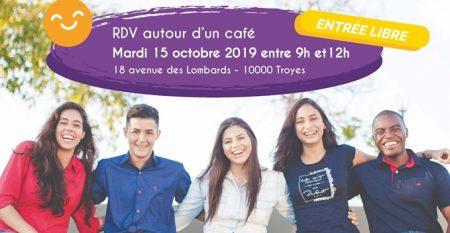 Café découverte de l'E2C Champagne Ardenne