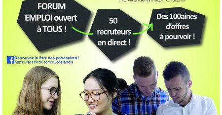 Défi emploi E2C Artois