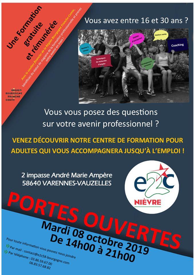 JPO E2C Nièvre