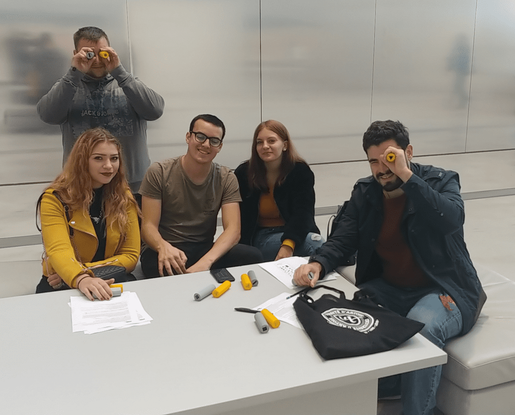 Projet museolab E2C Artois