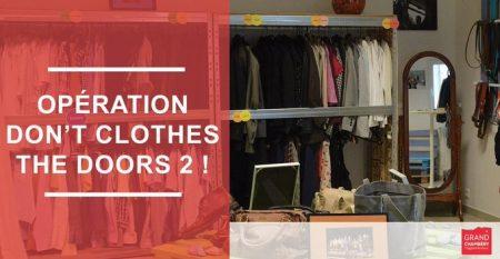 E2C Savoie – collecte de vêtements