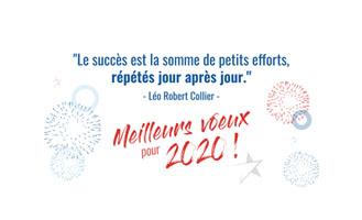 Le Réseau E2C France vous souhaite une bonne année 2020