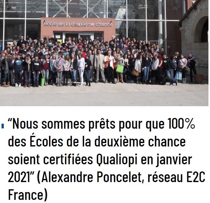 Centreinffo - Qualiopi E2C