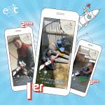 Concours E2C Snapchat