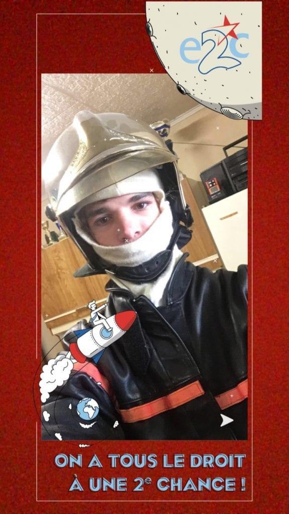 Jason, pompier