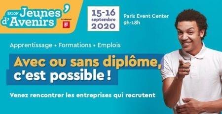salon Jeunes d'Avenir 2020